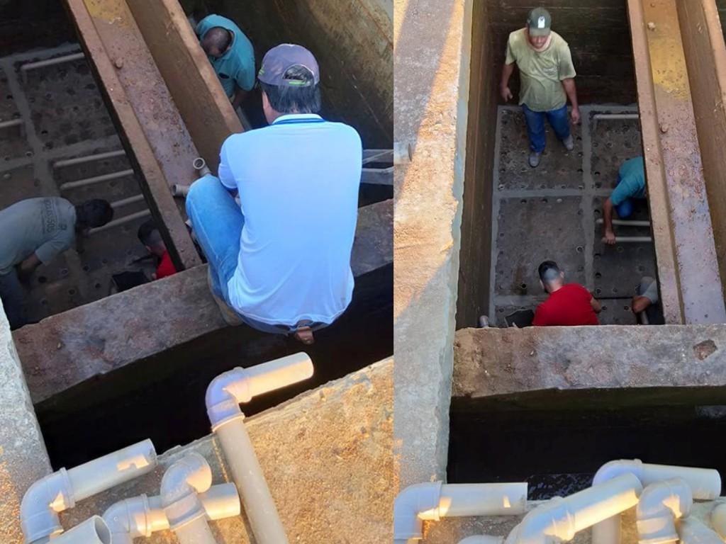 Tarifa de água será cobrada pela faixa de consumo a partir de janeiro em Pocrane